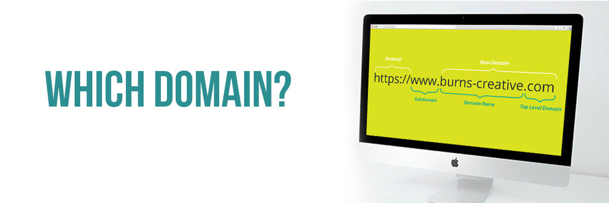 Choosing a Domain for Your Website Design